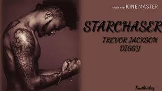 Trevor Jackson   STARCHASER (feat. Diggy) [Lyrics]
