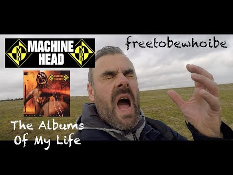 Machine Head – Burn My Eyes (Classic Metal Album Review)