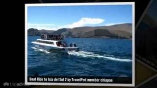 preview picture of video 'Isla del Sol: Bolivia's Sacred Waterfront Chiapoe's photos around Isla del Sol, Bolivia'