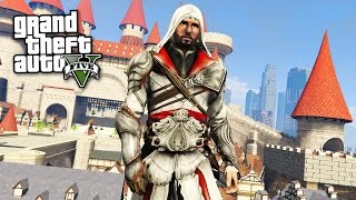 ASSASSIN'S CREED!! (GTA 5 Mods)