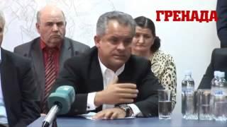 Молдова 2014 : Сутинёр Уголовник и Рэйдер Влад Плахотнюк Угрожает Народу !!!