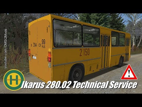 OMSI 2: The Bus Simulator - BAZ-A079 24 Mallow - Youtube