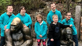 Minnesota Couple Adopts 5 Children With Down Syndrome