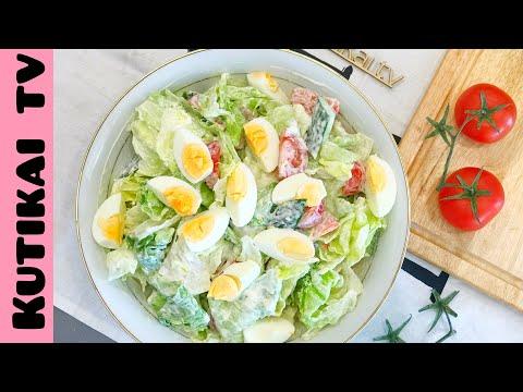 Салат Айсберг рецепт приготовления