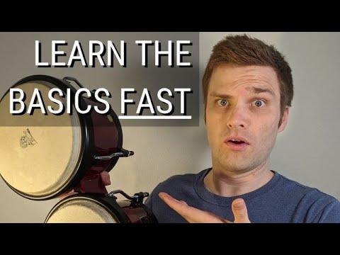 Bongo Basics For Beginners