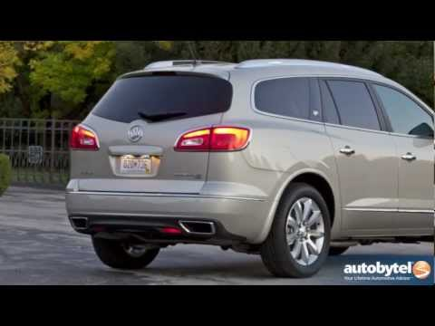2013 Buick Enclave Video Road Test & Review