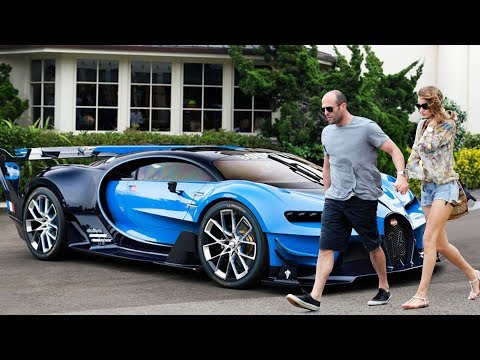 Jason Statham New Car Collection & Girlfriend ★ 2019