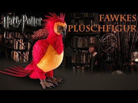 Harry Potter: Fawkes Plüschfigur