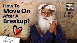 How To Move On After A Breakup ? - Sadhguru Talk's - Spiritual Life