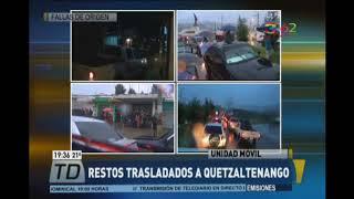 Caravanas acompañaron cuerpo de Claudia Gómez