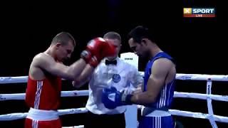 Александр Хижняк (Украина) – Нурсахет Паззуев (Туркменистан)