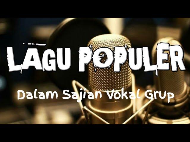 LAGU POPULER DALAM SAJIAN VOKAL GRUP || MATERI SENI BUDAYA SMP KELAS 9 || SEMESTER 1 ( GANJIL )