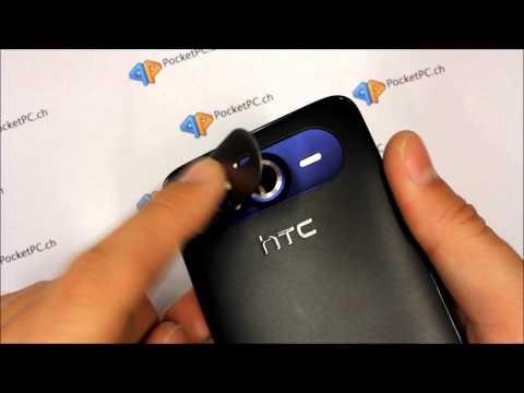 Youtube Video HTC HD 7 black