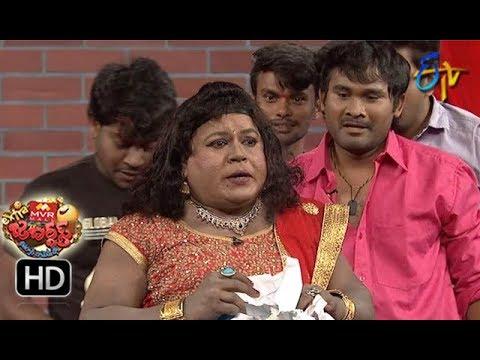 Awesome Appi Performance | Extra Jabardasth | 27th July 2018 | ETV Telugu
