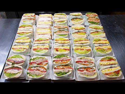 0 Sandwich katsu de sardină