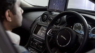 CNET Update - Cars that can read your mind -- through the steering wheel