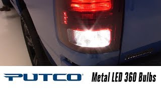 In the Garage™ with Total Truck Centers™: Putco Metal LED 360 Bulbs