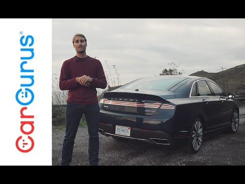 2017 Lincoln MKZ | CarGurus Test Drive Review