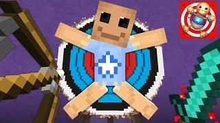 KICK THE BUDDY против ИСПЫТАНИЯ! Выживание в Minecraft Monster School Троллинг Ловушки Майнкрафт