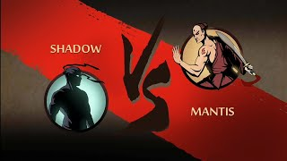 Shadow Fight 2 : Hermit - Third Bodyguard Fight HD