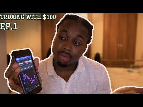 Can You start Trading FOREX with only $100 Dollars  | Lets find out.