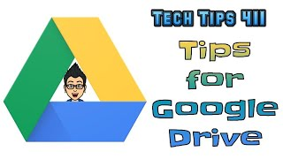 How-To: Tips For Google Drive