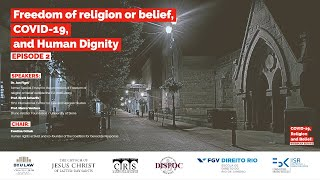 Covid-19, Religion and Belief: Webinar Series - Episode 2
