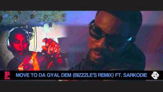 Move To Da Gyal Dem ft. Sarkodie (Bizzzle's Remix) - Donaeo