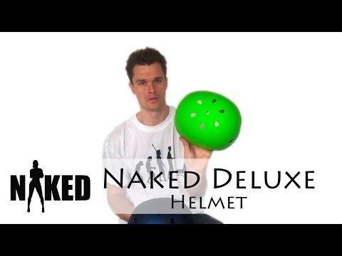 Naked Deluxe Helmet