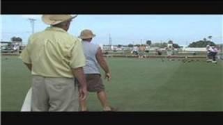 Lawn Bowling : Lawn Bowling Mat