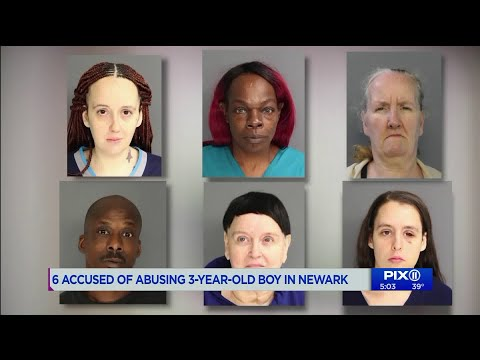 6 arrested for allegedly beating, pouring scalding water on 3-year-old boy in NJ
