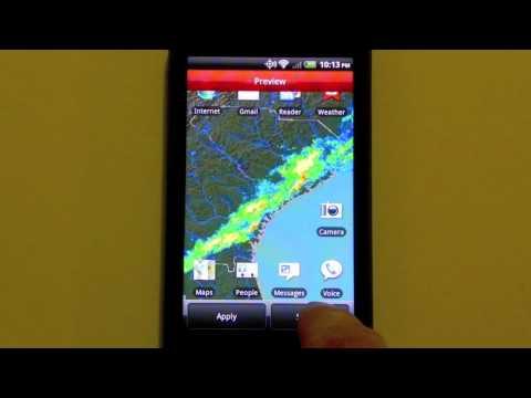 Video of Radar Livepaper Lite