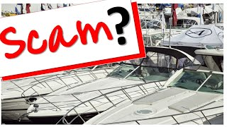 How to Avoid Getting Scammed When Buying a Used Boat