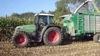 Ensilage Maïs En Suisse P.Bart