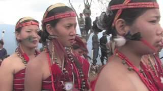 Naga head hunters