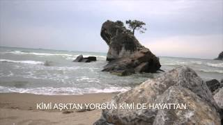 Zaman Akıp Gider - Orhan Gencebay – (Lyric Video) (HD)
