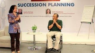 Handry Satriago: Succession Planning (Tanya Jawab)