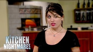 Tatiana Snaps At Waitress For Telling The Truth - Kitchen Nightmares