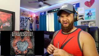 KILLSWITCH ENGAGE - WHEN DARKNESS FALLS (REACTION!!!)
