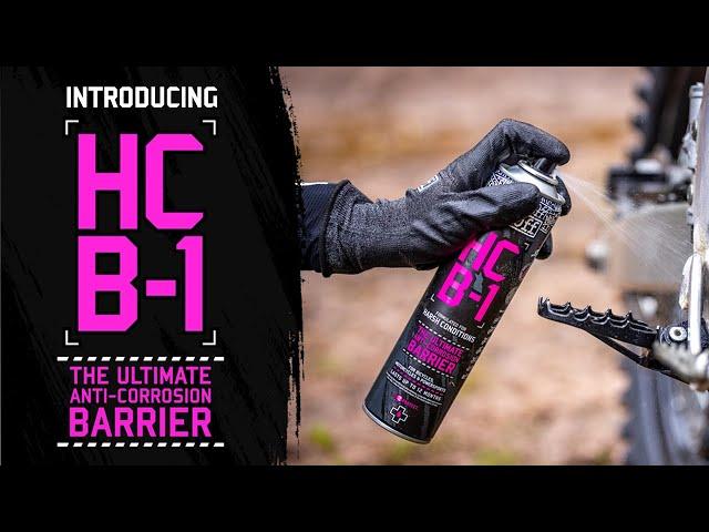 Видео Спрей защитный Muc-Off HCB-1 400ml