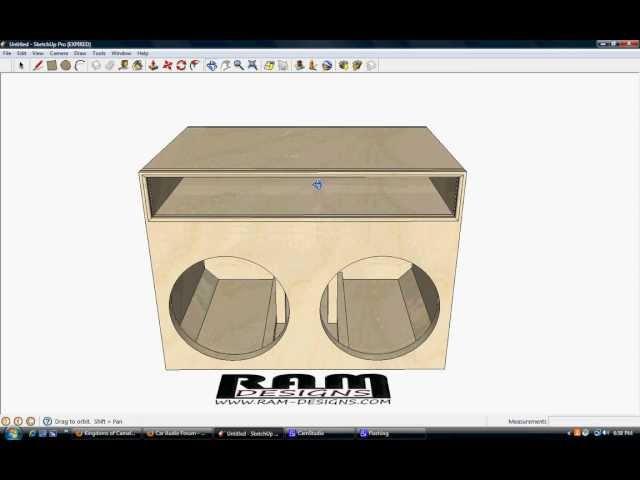 ram designs dual dc level