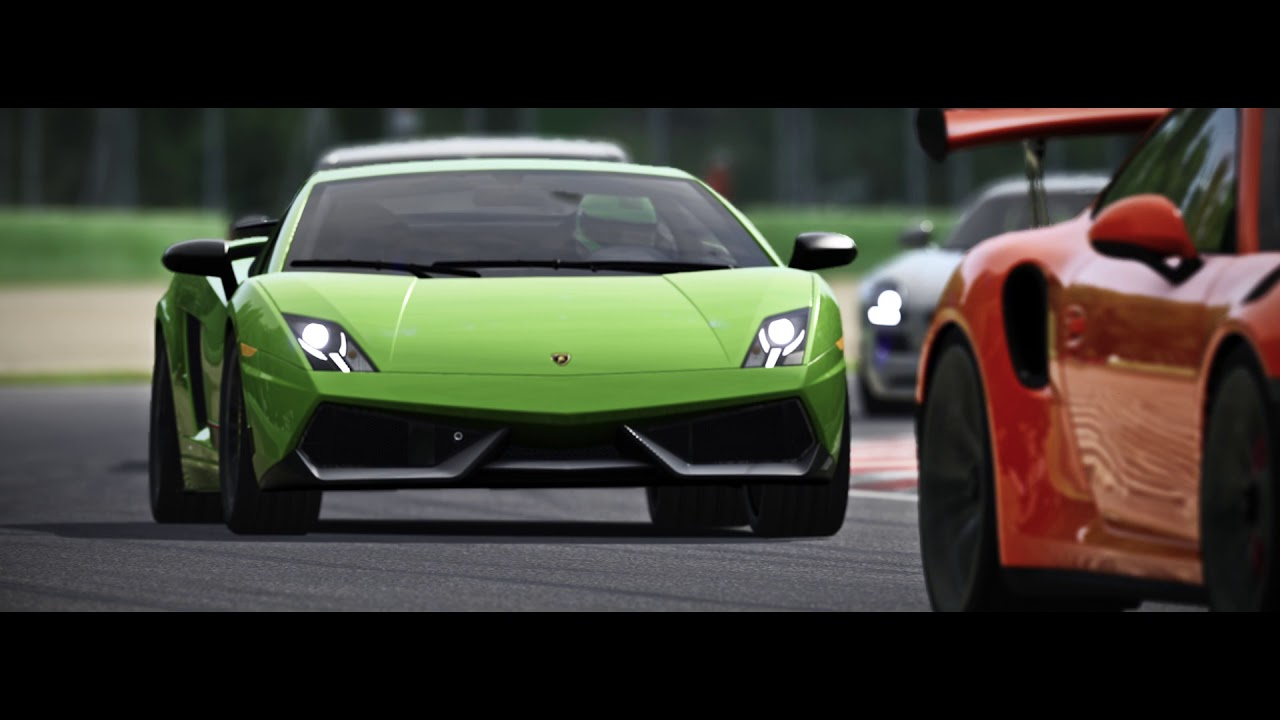 Trailer di Assetto Corsa Ultimate Edition