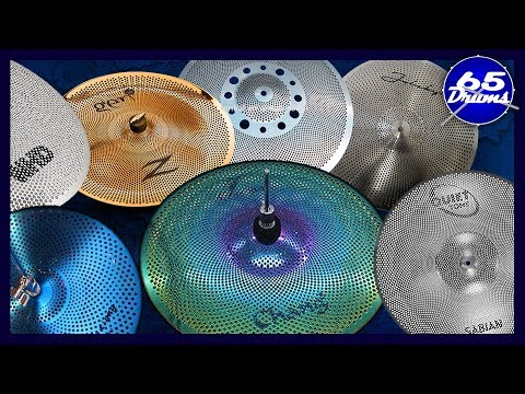 ALL The Low Volume Cymbals On The Market
