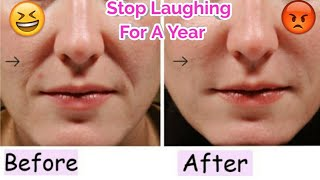 Get Rid Of Laugh Lines In 5 Minutes.