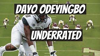 Underrated???| 2021 NFL Draft| Dayo Odeyingbo(Vanderbilt) Film Study