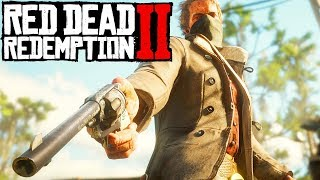 RED DEAD REDEMPTION 2 \\ ROBBING TRAINS AND MAKING GAINS \\ !drink !moonshine