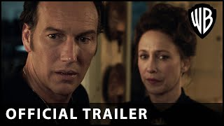 Trailer thumnail image for Movie - The Conjuring: The Devil Made Me Do It