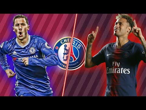 Eden  Hazard vs Neymar Jr ▶ Skils Goals 2018-19