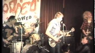 D.O.A. - Rich Bitch - (Live at the Assasination Club, Bierkellar, Leeds, UK, 1984)