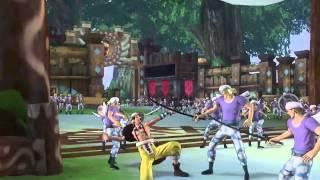 One Piece Pirate Warriors 2 - Trailer juin 2013